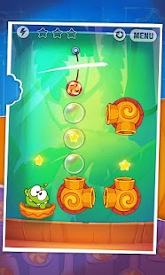 Cut the Rope: Experiments FREE- screenshot thumbnail