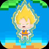 DBZ Super Goku Swing