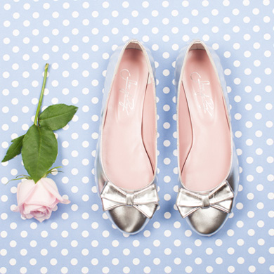 Top 12 ballet flats for your wedding day