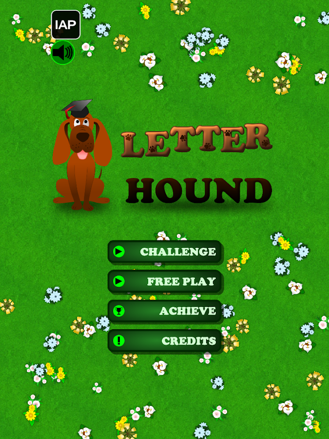 Letter Hound- screenshot