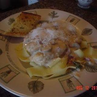 Creamy Jerk Chicken Pasta