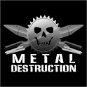 Metal Destruction Lite icon