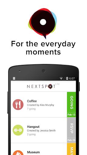 NextSpot