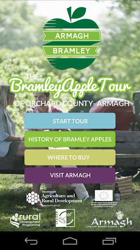 The Bramley Apple Tour -Armagh