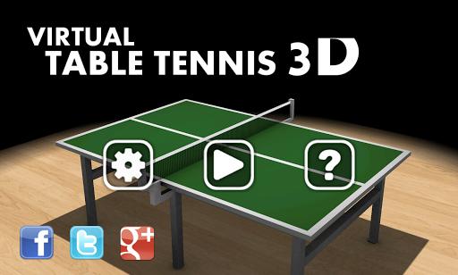 Virtual Table Tennis 3D 2.7.9 screenshots 11