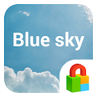 Blue Sky Dodol Locker Theme icon