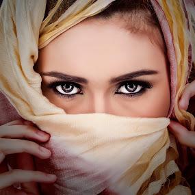 by Abie Akbar - People Portraits of Women