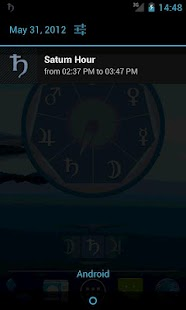 Planetary Hours Pro- screenshot thumbnail