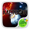 Meteor Keyboard mobile app icon