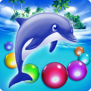 Dolphin Bubble Shooter for PC and MAC