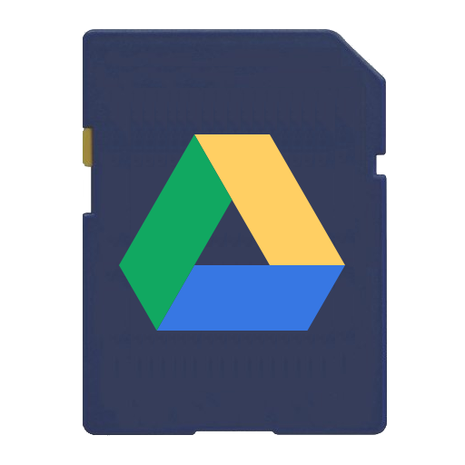 File Manager (Google Drive) 工具 App LOGO-硬是要APP