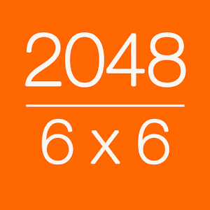 2048 6×6 for PC and MAC