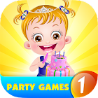 Baby Hazel Party Games icon