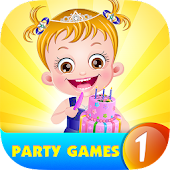 Baby Hazel Party Games
