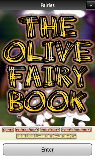 The Olive Fairy Book FREE