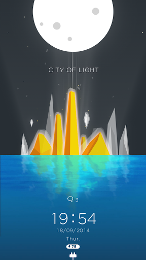 Light City Live Locker Theme