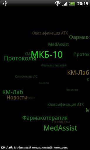 МКБ-10 Стандарты АТХ