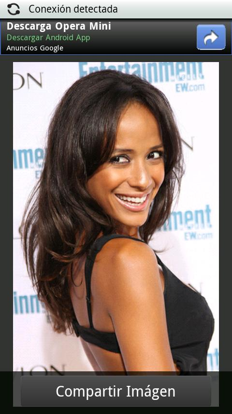 Dania Ramirez Celebrities - screenshot