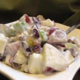 DASH Diet Waldorf Salad Recipe