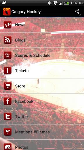 Calgary Hockey