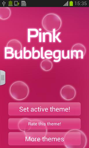 粉紅泡泡糖GO輸入法