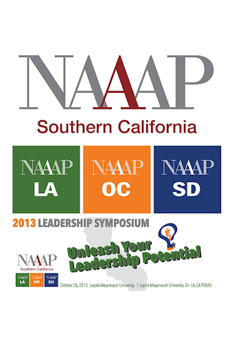 NAAAP LEADERSHIP SYMPOSIUM '13