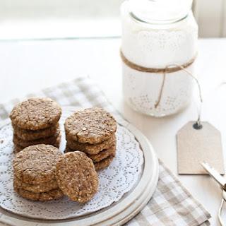 Quinoa, Oats and Spelt Cookies Recipe