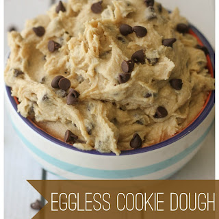 Eggless Cookie Dough.