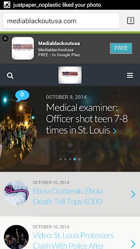 玩新聞App|MediablackoutUSA免費|APP試玩