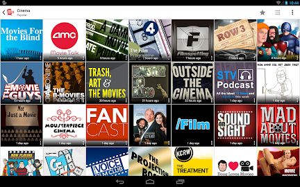 Player FM - Podcast and Sync Screenshot 1