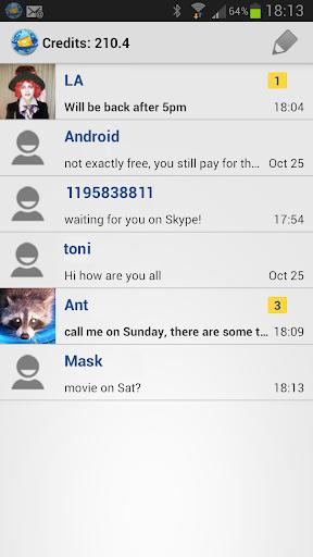 UK SMS