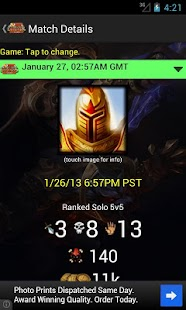 League Of Legends Toolbox - screenshot thumbnail