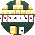 Tri Peaks Solitaire Free icon