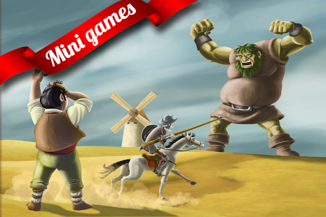 The adventures of Don Quixote- screenshot thumbnail