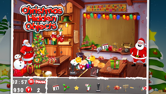 Christmas Hidden Objects 3 v67.3.1