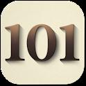 101 Okey HD İnternetsiz icon