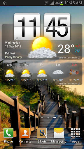 Weather Clock Pro v3.2.5