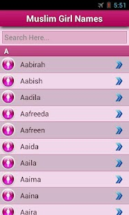 Screenshot Thumbnail Muslim Baby Names And Meaning