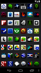 Entity - Icon Pack - screenshot thumbnail