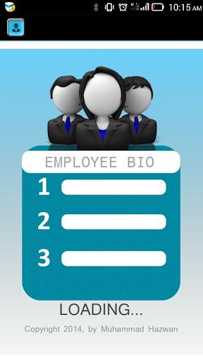 Employee Bio