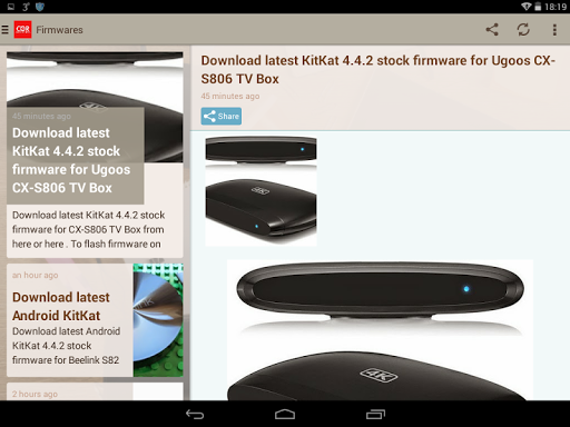 Download Android Firmwares