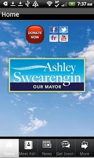 Ashley Swearengin for Mayor- screenshot thumbnail