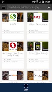 Perx - Mobile Loyalty Cards - screenshot thumbnail