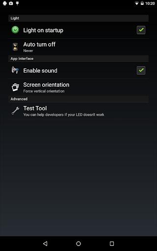 Flashlight HD LED  screenshots 10