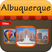 Albuquerque Offline Map Guide