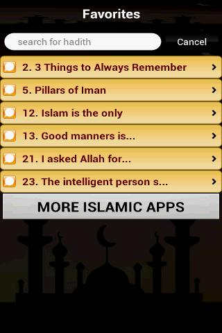 Free Islamic Quotes For Muslim- screenshot