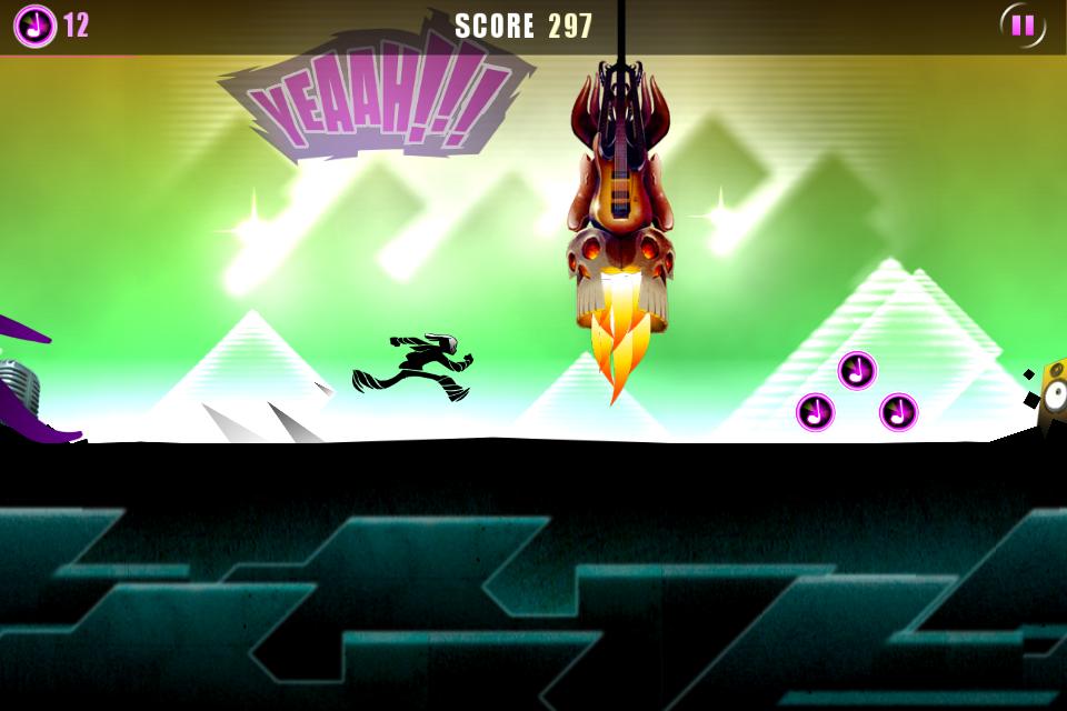 Song Rush screenshot #2