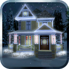 Holiday Lights Live Wallpaper icon