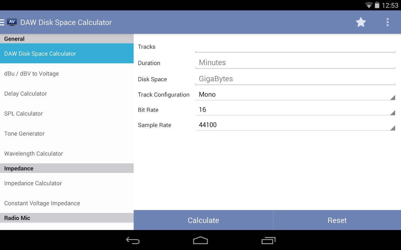 Av Tools Pro Google Play의 Android 앱
