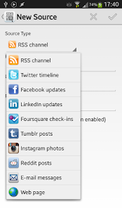 Newspy - News & Social Filter - screenshot thumbnail